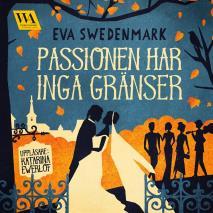 Cover for Passionen har inga gränser