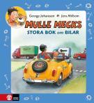Omslagsbild för Mulle Mecks bok om bilar