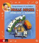 Omslagsbild för Mulle Mecks bok om maskiner