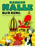 Omslagsbild för Rasmus Nalle blir kung