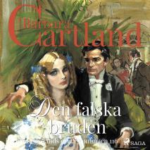 Cover for Den falska bruden