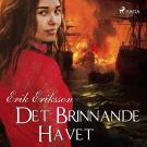 Cover for Det brinnande havet