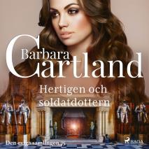 Cover for Hertigen och soldatdottern