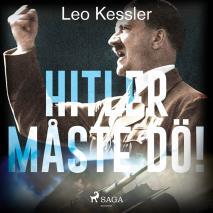 Omslagsbild för Hitler måste dö!