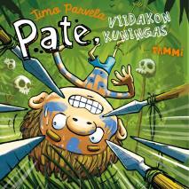 Cover for Pate, viidakon kuningas
