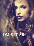 Cover for Om ett år