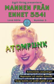 Omslagsbild för Atompunk
