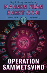 Omslagsbild för Operation sammetsvind