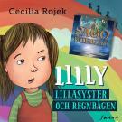 Bokomslag för Lilly : Lillasyster och regnbågen