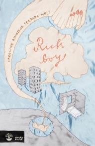 Omslagsbild för Rich boy