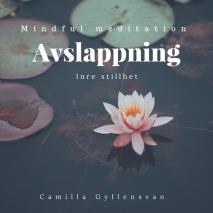 Cover for Avslappning-  Inre frid