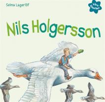 Cover for Våra klassiker 2: Nils Holgersson