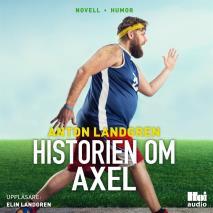 Omslagsbild för Historien om Axel