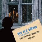 Omslagsbild för Den blå dörren: en spökhistoria