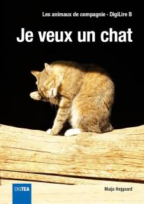 Cover for Je veux un chat