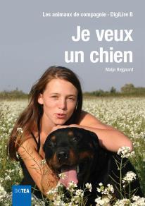 Cover for Je veux un chien
