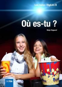 Cover for Où es-tu ?