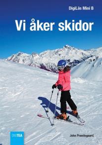 Omslagsbild för Vi åker skidor