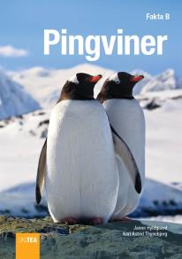 Omslagsbild för Pingviner