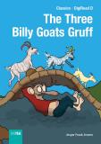 Bokomslag för The Three Billy Goats Gruff