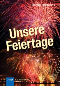 Cover for Unsere Feiertage