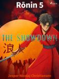 Omslagsbild för Ronin 5 - The Showdown