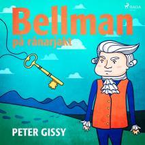 Omslagsbild för Bellman på rånarjakt