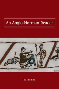 Cover for  An Anglo-Norman Reader