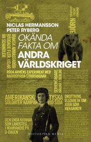 Omslagsbild för Okända fakta om andra världskriget