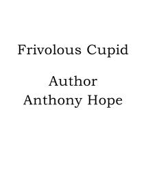 Cover for Frivolous Cupid