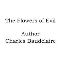 Cover for The Flowers of Evil