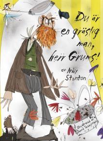 Omslagsbild för Du är en gräslig man, herr Grums!