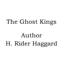 Cover for The Ghost Kings