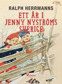 Omslagsbild för Ett år i Jenny Nyströms Sverige