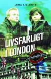 Cover for Livsfarligt i London
