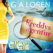 Cover for Freddys agentur