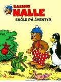 Omslagsbild för Rasmus Nalle – Sköld på äventyr