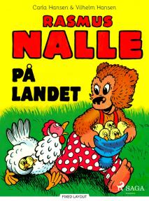 Cover for Rasmus Nalle på landet