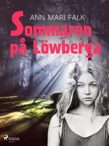 Omslagsbild för Sommaren på Löwberga
