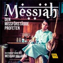 Cover for Den missförstådde profeten