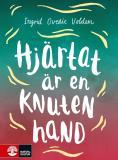 Omslagsbild för Hjärtat är en knuten hand