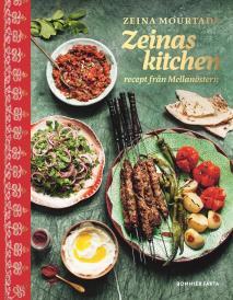 Omslagsbild för Zeinas kitchen : Recept från Mellanöstern