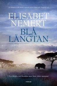 Cover for Blå längtan
