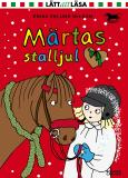 Cover for Märtas stalljul