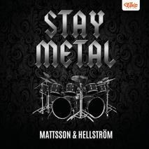 Omslagsbild för Stay Metal