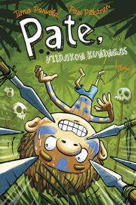 Cover for Pate, viidakon kuningas