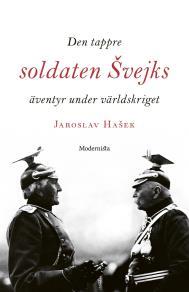 Cover for Den tappre soldaten Svejks äventyr under världskriget
