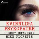 Omslagsbild för Kvinnliga psykopater