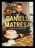Omslagsbild för Daniels matresa: 9 menyer från världens kök