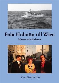 Omslagsbild för Från Holmön till Wien
